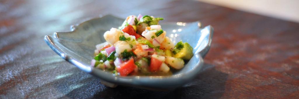 Suzi Albrecht's Shrimp Ceviche Recipe