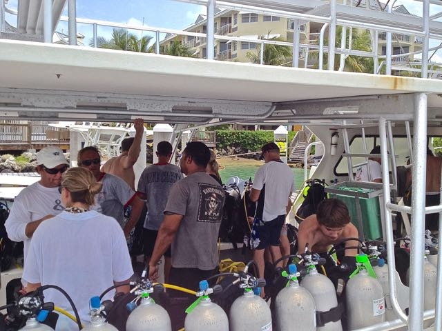 south point divers at hyatt key west