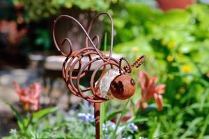 garden ornament bug