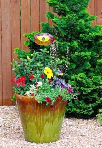 beautiful garden planters
