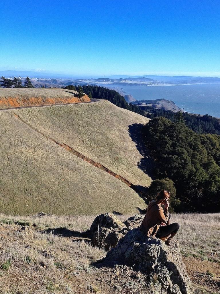 San Francisco Hiking Break
